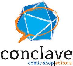 Logotipo atual da Conclave
