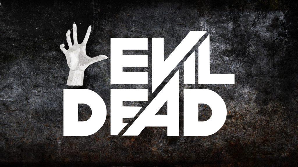 The Evil Dead banner