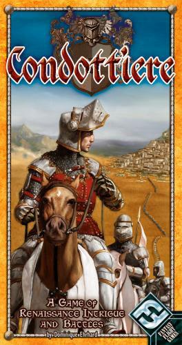 Condottieri  –  Um exemplo de Wargame Moderno que adotou uma mecânica simplificada e excelente.  Fonte: Boardgamegeek