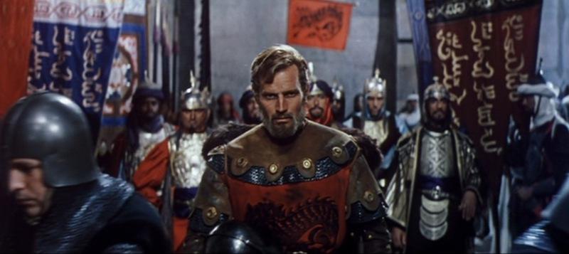 """Cena de """"El Cid"""""""