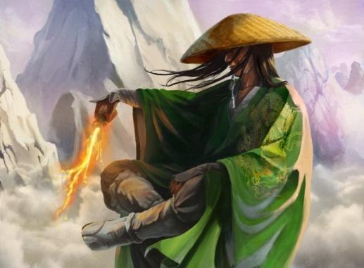 Tamori Yayu – um alquimista Tamori.