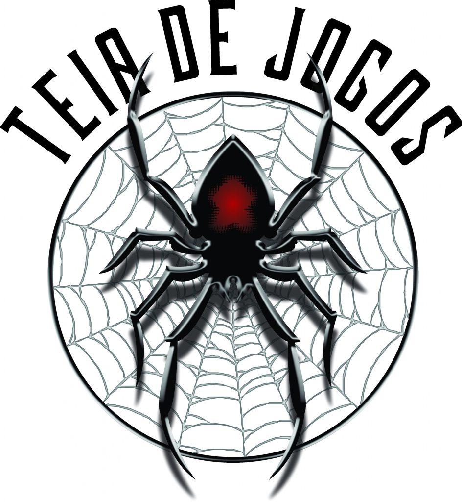 Teia de jogos Logo Final