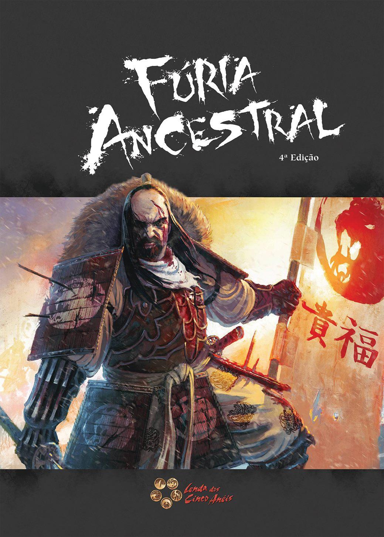 Fúria Ancestral capa