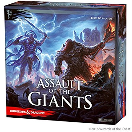 Assault of Giants box