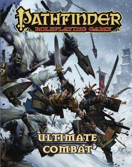 Pathfinder Ultimate Combat