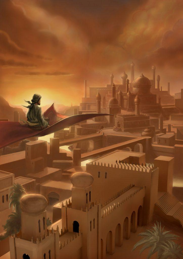 Capa Réia Califado