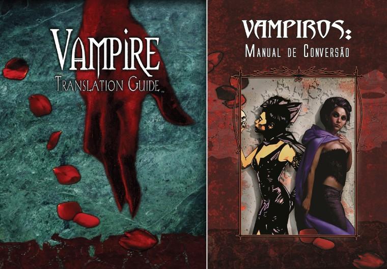 Vampiros: Manual de Conversão