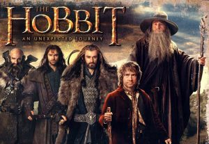 O Hobbit - Cartaz