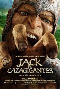 Jack - Cacador de Gigantes - Cartaz