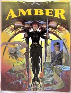 Amber cover