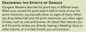 D&D Basic damage