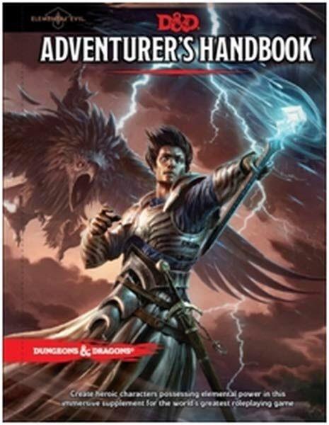 D&D Adventurer's Handbook