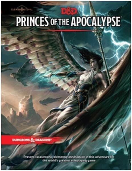 D&D Princes Apocalypse