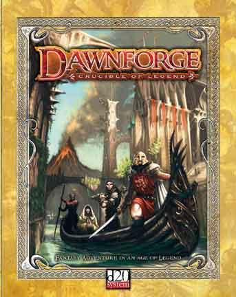 Dawnforge cover