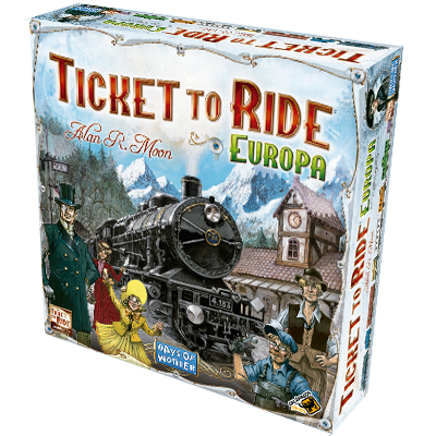 TicketToRideEuropa