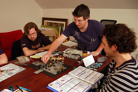 DandD-players