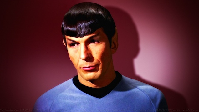 Leonard Spock Nimoy