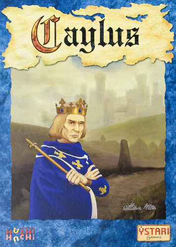 Capa do Caylus – Fonte: Boardgamegeek