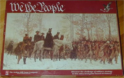 We the People, o grande divisor – Fonte: Boardgamegeek