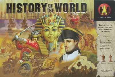 History of the World – Fonte: Boardgamegeek