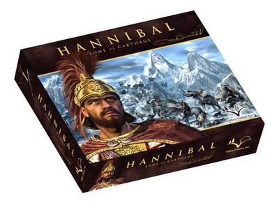 Hannibal - Fonte: Boardgamegeek