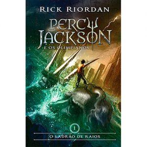 Percy Jackson livro
