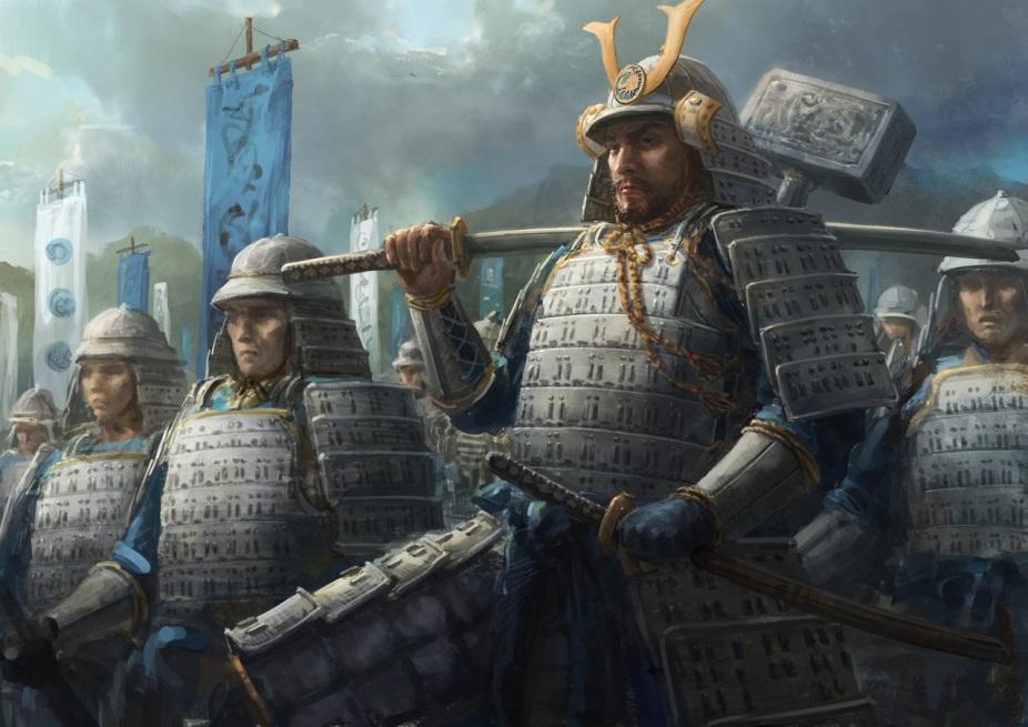 Hida Kisada II e o exército do Caranguejo