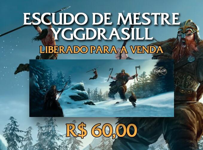 New Order escudo Yggdrasill