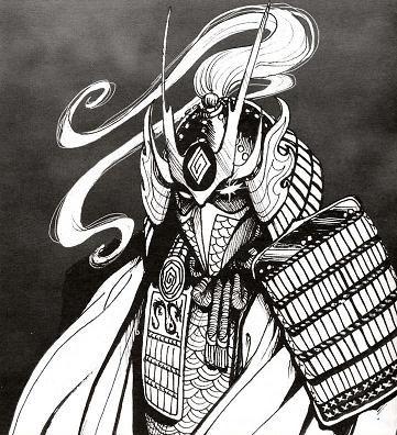 Togashi Yokuni – o Dragão.