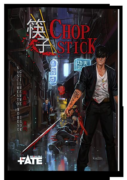 Chopstick capa