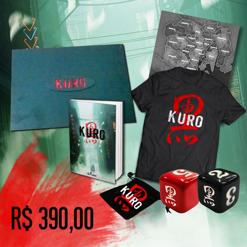 Kuro kit caixa
