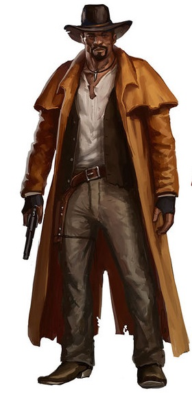 Deadlands Gunman