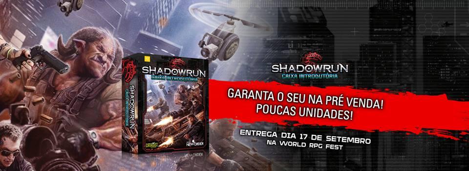Shadowrun Caixa venda