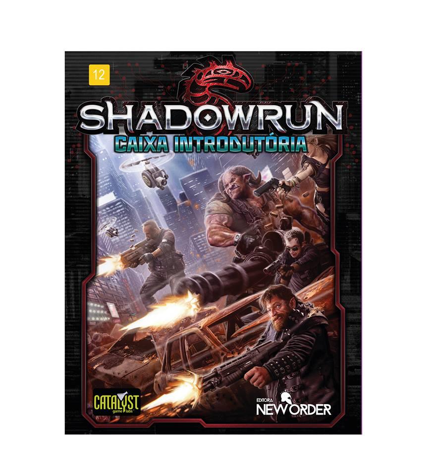 Shadowrun Caixa