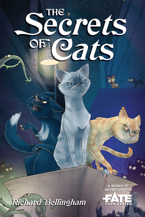The Secrets of the Cats