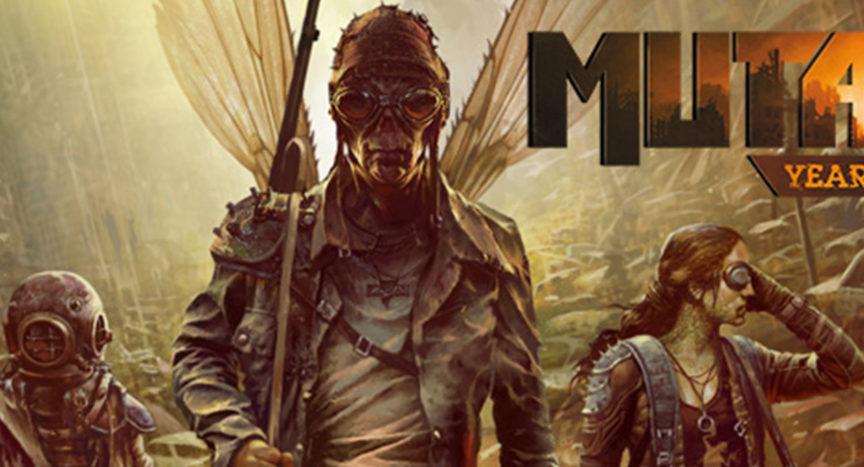 0edfb238e Eu tive muitas dificuldades quando comecei a narrar Mutant  Ano Zero